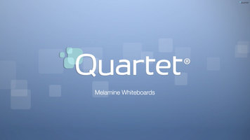 Quartet Melamine Whiteboards
