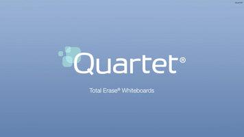 Quartet Total Erase Whiteboards