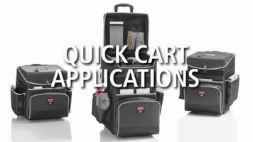 Rubbermaid Quick Cart Applications