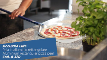 GI Metal: How to Use the Solid and Small Turning Pizza Peel