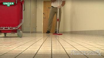 Unger Restroom Cleaning Steps Part 1