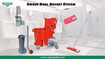 Unger Restroom Cleaning Steps Part 3