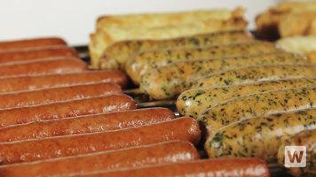 Avantco RG1830 Hot Dog Roller Grill