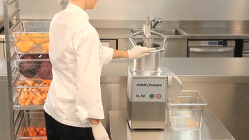 Robot Coupe CL52 Continuous Feed Food Processor