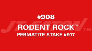 JT Eaton 908 Rodent Rock and 917 Permatite Stake