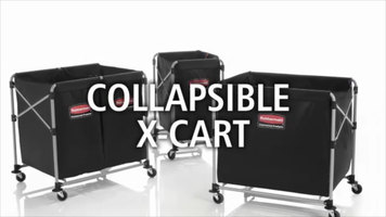 Rubbermaid Collapsible X-Carts