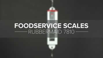 Rubbermaid Pelouze 7810 Hanging Scale