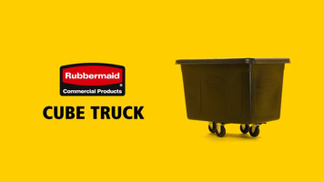 Rubbermaid Cube Trucks