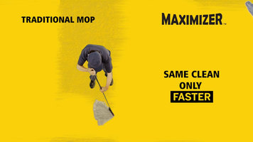 Rubbermaid Maximizer Mop Head Benefits