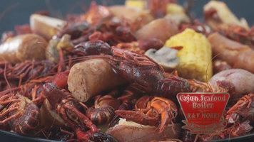 R&V Works Cajun Seafood Boiler