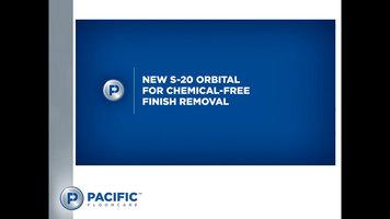 Pacific S-20 Orbital Scrubber