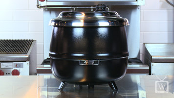 How to Use the Avantco S600 Soup Warmer