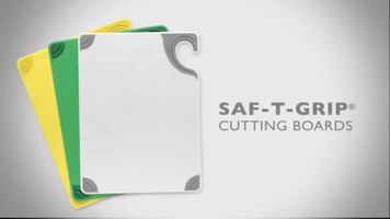 San Jamar Saf-T-Grip Cutting Boards