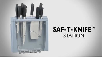 San Jamar Saf-T-Knife Station