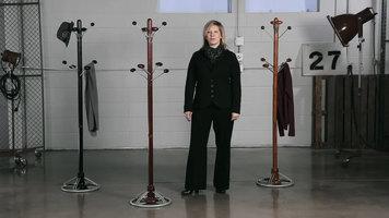 Safco: Modern Coat Rack
