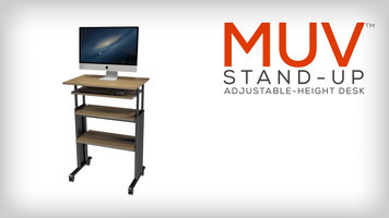 Safco Muv Stand Up Desk