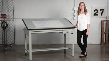 Safco: Precision Drafting Table