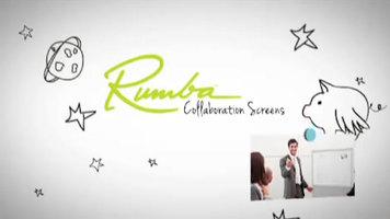 Safco Rumba Collaborative Screens