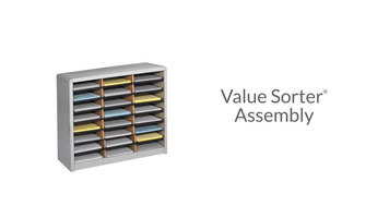 Safco Value Sorter Assembly