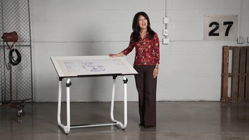 Safco Vista Drafting Table