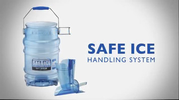 San Jamar Safe Ice Handling System