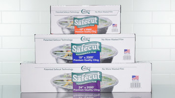 Choice Safecut Foodservice Film
