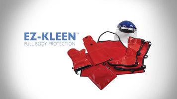 San Jamar EZ-Kleen Full Body Protection