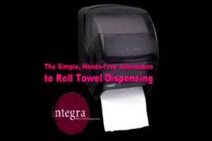 San Jamar Integra Paper Towel Dispenser