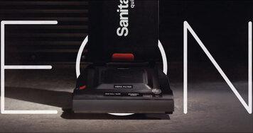 Sanitaire EON QuietClean SC5500A Vacuum