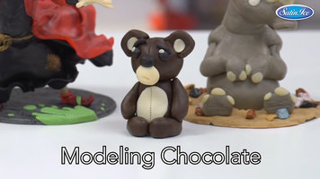 Satin Ice Modeling Chocolate