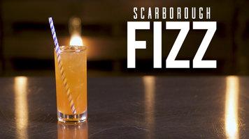 How to Make a Scarborough Fizz