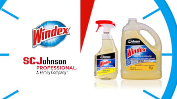 Windex® Multi-Surface Disinfectant Sanitizer Cleaner by SC Johnson Professional®