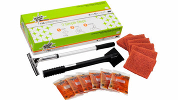 Scotch-Brite Griddle Cleaning Kit