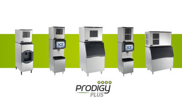 Scotsman Prodigy Plus Ice Machines