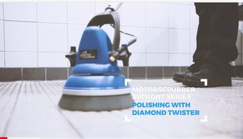 MotorScrubber Diamond Twister