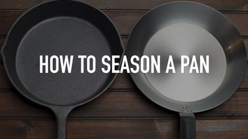 How to Season a Pan