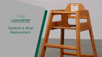 Lancaster Table & Seating: Strap & Seatbelt Replacement