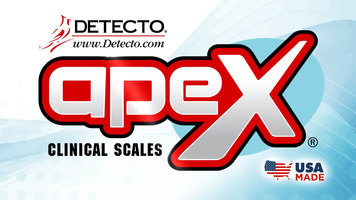 Detecto Clinical Scales