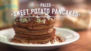 Bob's Red Mill: Paleo Sweet Potato Pancakes