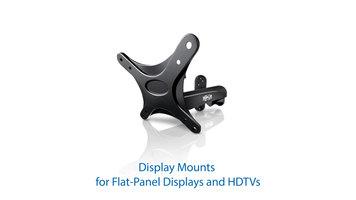 Tripp-Lite Display Mounts for Flat-Panel Displays and HDTVs