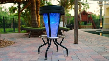 Holland Barstool Company: LED Outdoor Stool Assembly