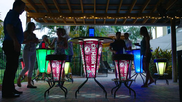 Holland Barstool Company: LED Barstools and Pub Tables