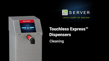 How to Clean a Touchless Express Pouched Dispenser