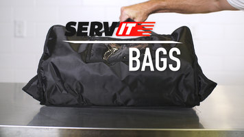ServIt Delivery Bags