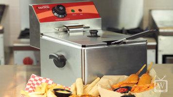 Avantco F100 Countertop Fryer