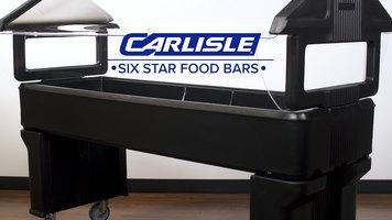 Carlisle Six Star Food Bars