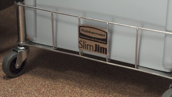 Rubbermaid Slim Jim Dolly Testimonial