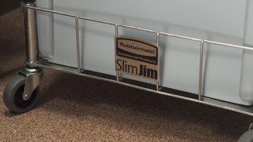 Rubbermaid Slim Jim Dolly Testimonial