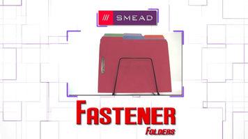 Smead Fasteners Folders