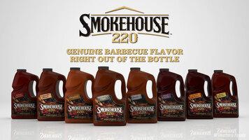 Smokehouse 220 Barbecue Sauces